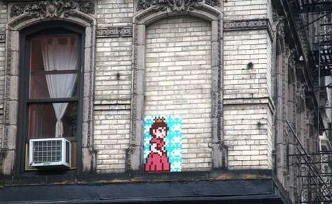 Space Invader arrêté à New York | Entrepreneur culturel | Scoop.it