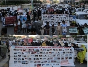 1000 days for justice: Voice for Baloch Missing Persons rally against enforced-disappearances | Human Rights and the Will to be free | Scoop.it