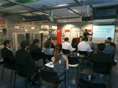 Mitsubishi Electric inaugura sus Training Center de Madrid y ... - Sonitrón, revista de electrodomésticos y nuevas tecnologías | carlosgsanchez | Scoop.it