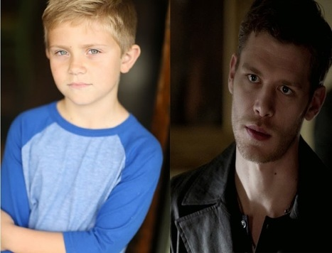 Aiden Flowers as Young Klaus Appeared in The Originals Season 1 Episode 16 – Photo | cool spoiler for all time | TV SHOWS1 | Scoop.it