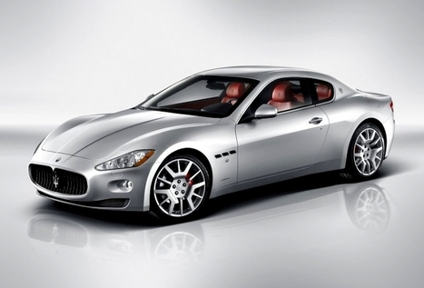 Granturismo Car Maserati Granturismo S | latest cars | Scoop.it