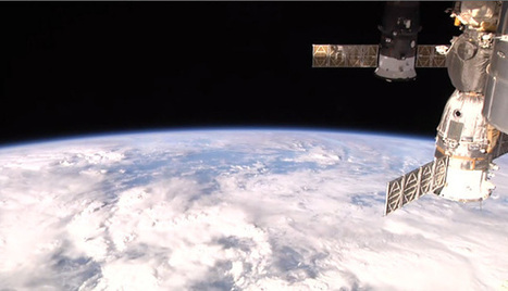 You can see the International Space Station's view of Earth right now | WONDER-WORLD-INDIA | Scoop.it