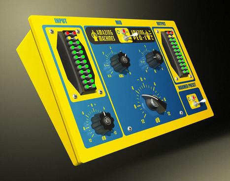 FREE Reaktor Ensemble - PEQ-1 Free   G-Tips: Audio Ressources   Scoop.it