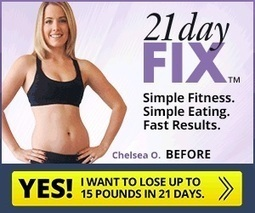21 Day Fix | Portion Controlled Diet with a 30 Minute Workout | As Seen On TV Marketplace | Health & Wellness | Scoop.it