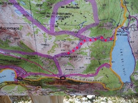La grosse avalanche survenue cet hiver au Monpelat (3)|Le blog de Michel BESSONE | Vallée d'Aure - Pyrénées | Scoop.it
