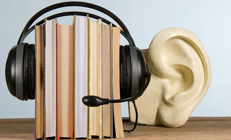 7 Reasons Why You Should Listen to Audiobooks   Teen AudioBooks   Scoop.it