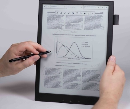 Sony's 13-inch 'Digital Paper' is just like paper, except it costs $1,100 | Innovative Marketing and Crowdfunding | Scoop.it