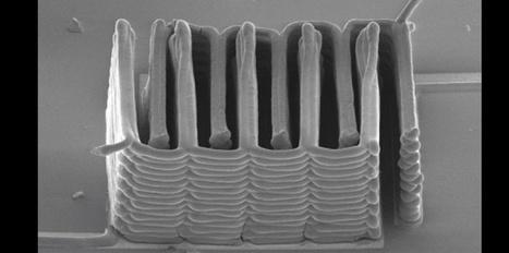 Des batteries miniatures fabriquées avec une imprimante 3D | Systèmes énergétiques du futur | Scoop.it