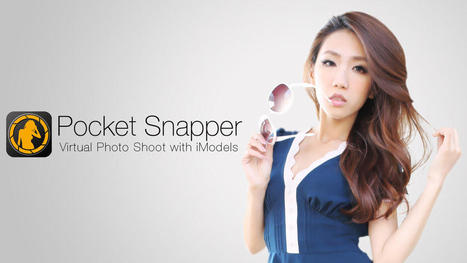 Pocket Snapper - iModel and Virtual Photo Shoot (Photography) | Instagram Tips and Tricks | Scoop.it