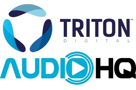 AudioHQ to exclusively rep Triton Digital's U.S. advertising inventory; Triton sales team joins AudioHQ – RAIN News | Radio 2.0 (En & Fr) | Scoop.it