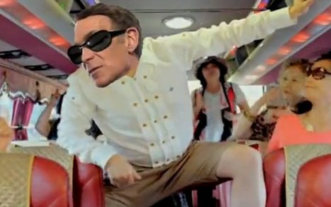 Bill Nye the 'Gangnam Style' Guy [VIDEO] | The DATZ Blast | Scoop.it