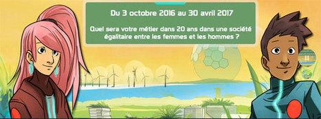 L'avenir s'imagine : un jeu concours sur les métiers en 2037 | Jeux educatifs | Scoop.it