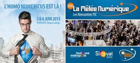 Les rencontres TIC de la Mêlée Numérique à Toulouse | Toulouse networks | Scoop.it