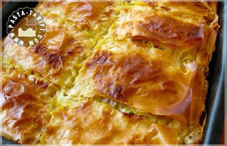Kıymalı Tepsi Böreği | Poğaça Tarifleri - Börek Tarifleri | Scoop.it