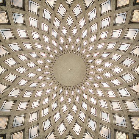 A Brief History of Rome's Luminous Rotundas | ArchDaily | Photos | Scoop.it