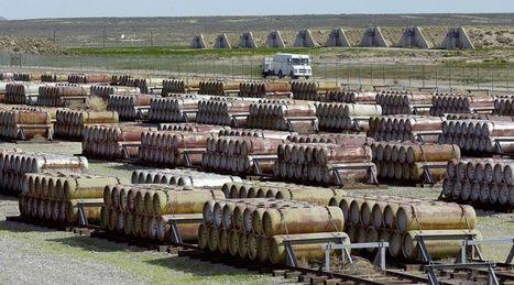 Global Rumblings: ISIS has been Making Chemical Weapons   Global Rumblings   Scoop.it