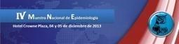 """ESTE MIÉRCOLES: Inicia """"Muestra Nacional de Epidemiología ...   Epidemiologìa ambiental   Scoop.it"""