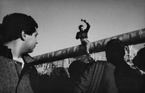 Fall of the Berlin Wall: Magnum photographer Raymond Depardon captured some of the most famous images of the city in 1989 | Inspirational Photography to DHP | Scoop.it