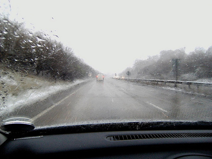 How to Drive in Snow and Ice: 5 Winter Driving Safety Tips | Driver Safety | Scoop.it