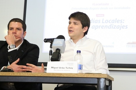 Secretaría Distrital de Gobierno de Bogotá D.C. - En abril Bogotá tendrá nuevos Alcaldes Locales | POR BOGOTA | Scoop.it