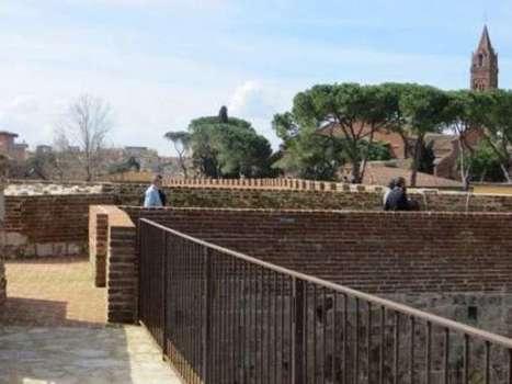 Pisa vista dall'alto: il 14 aprile apre al pubblico il camminamento sulle mura | Holiday in Pisa | Scoop.it