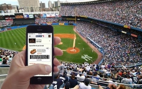 Marketing sportif : le digital au service de la billetterie et de l'expérience fan | Sport 2.0, Sport digital, applications sportives, réseaux sociaux sport, sport connecté | Scoop.it