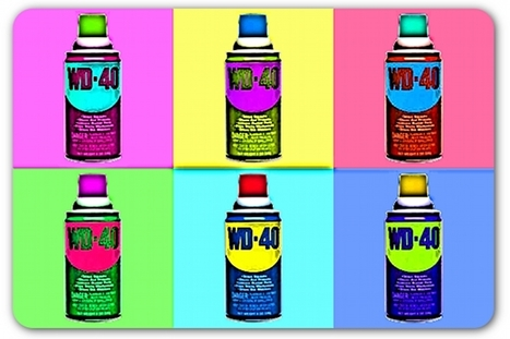WD-40 for writers: How to get 'unstuck' | Articles | Home | Writing Tips and Techniques | Scoop.it