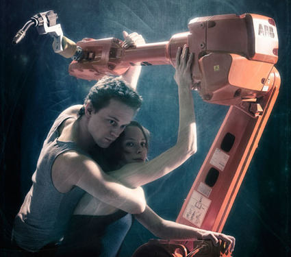 Human Interface – contemporary dance for humans and industrial robots ‹ Thomas Freundlich | Cyborg Lives | Scoop.it
