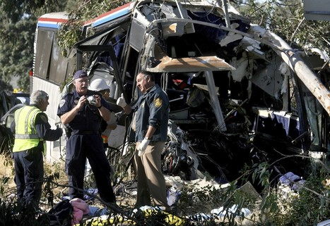 Judge grants new trial in 2010 Greyhound crash that killed 6 people | California Trucking Safety and Accident Claim News and Information | Scoop.it