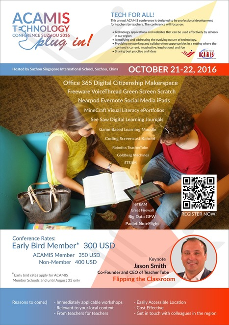 ACAMIS: Technology Conference | 3D Virtual-Real Worlds: Ed Tech | Scoop.it