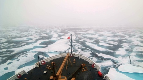 Climate change will make the Arctic a new battleground. Here's how America ... - Grist | ecosystem integration | Scoop.it