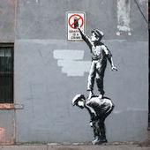Banksy fait des rues de New York son nouveau terrain de jeu | Veille sélection art | Scoop.it