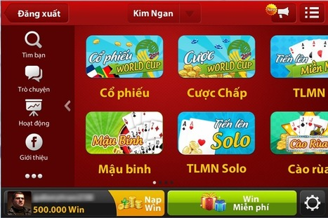 Tải iWin 432 (iWin 4.3.2) cho điện thoại Android   Backlink software   Scoop.it