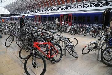 Cycling in the World ~日本と世界の自転車事情~ ロンドン駐輪事情 | Active Commuting | Scoop.it