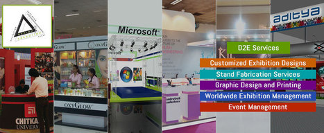Fascinating Exhibition Booths, Stand and Stall | Exhibition Stall Design and Booth Construction | Scoop.it