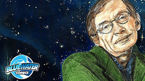 Stephen Hawking gets superhero treatment in new comic - Fox News | Opinion | Scoop.it