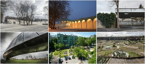 Winners of the European Prize for Urban Public Space 2016 Announced | The Architecture of the City | Scoop.it