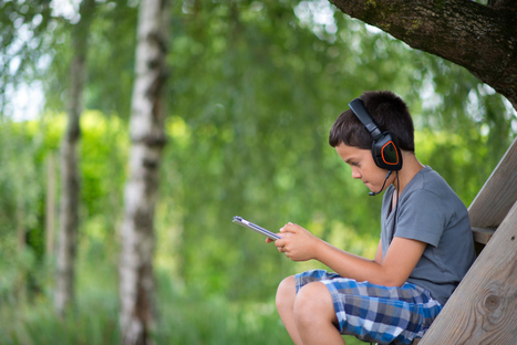 4 Ways to Use Podcasts in the Classroom | teaching with technology | Scoop.it