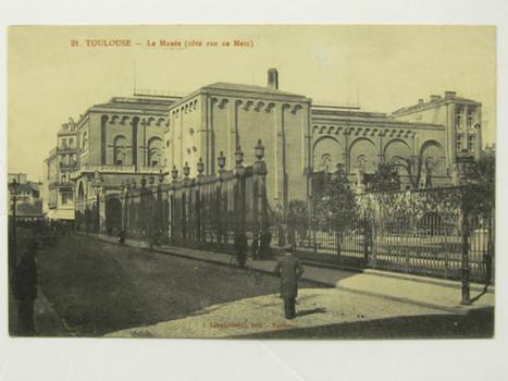 Patrimoine. Les Augustins : dans le centre-ville de Toulouse / Côté Toulouse | Musée des Augustins | Scoop.it