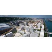 David Chipperfield désigné architecte coordonnateur des îlots A1et A2 à Lyon Confluence - Projets   Avocat immobilier   Scoop.it