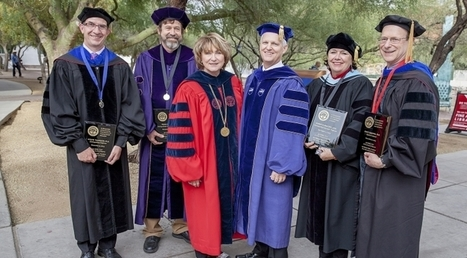 UA Celebrates Special Honors for Four Faculty Members | UANews | CALS in the News | Scoop.it