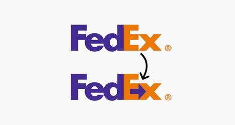 The Hidden Meanings Inside 27 Famous Logos | DigitalSynopsis.com | Scoop.it