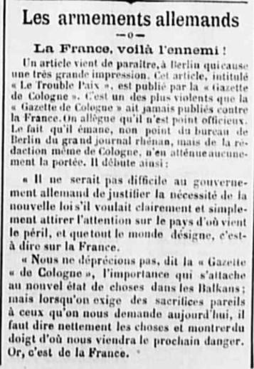 Mémoire des poilus de la Vienne: La France, voilà l'ennemi !   Auprès de nos Racines - Généalogie   Scoop.it