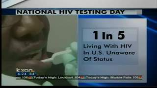 Staff offers free and rapid HIV testing | KXAN.com | READ WHAT I READ | Scoop.it