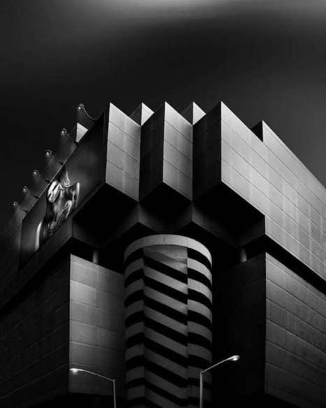 Black and White City – Les superbes photos d'architecture de Dennis Ramos | Instantanés | Scoop.it