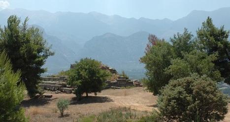 El templo de Spartia, cerca de Volos | Espacios y monumentos de la Grecia clásica | Scoop.it