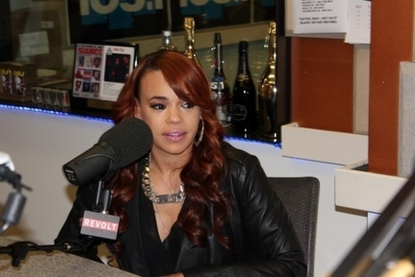 It's Official! Faith Evans Is The Newest Cast Member Of Love And Hip Hop Atlanta! | Dolewite | 1011 The Beat | Entertainment | Scoop.it