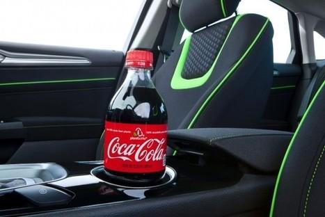 Coca-Cola Company And Ford Create Car Interior Made With Plants - PSFK | tendencias de consumo | Scoop.it