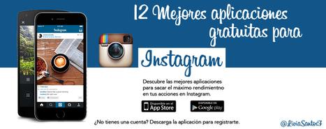 Las 12 mejores aplicaciones gratuitas para instagram | Herramientas 2.0 | Scoop.it