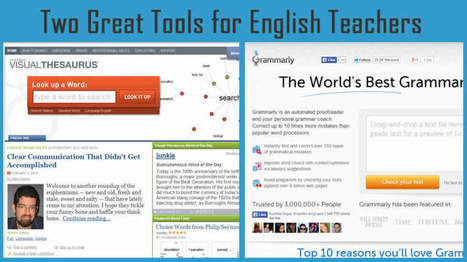 Two Great Tools for English Teachers - EdTechReview™ (ETR)   Digital Storytelling Tools, Apps and Ideas   Scoop.it